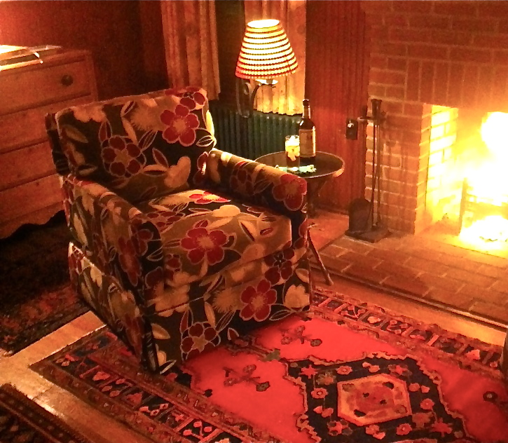 Delicieux Iu0027ve Been Obsessed This Winter With Finding Two New Matching Club Chairs  For In Front Of My Fireplace. They Had To Be Upholstered And Comfortable,  ...