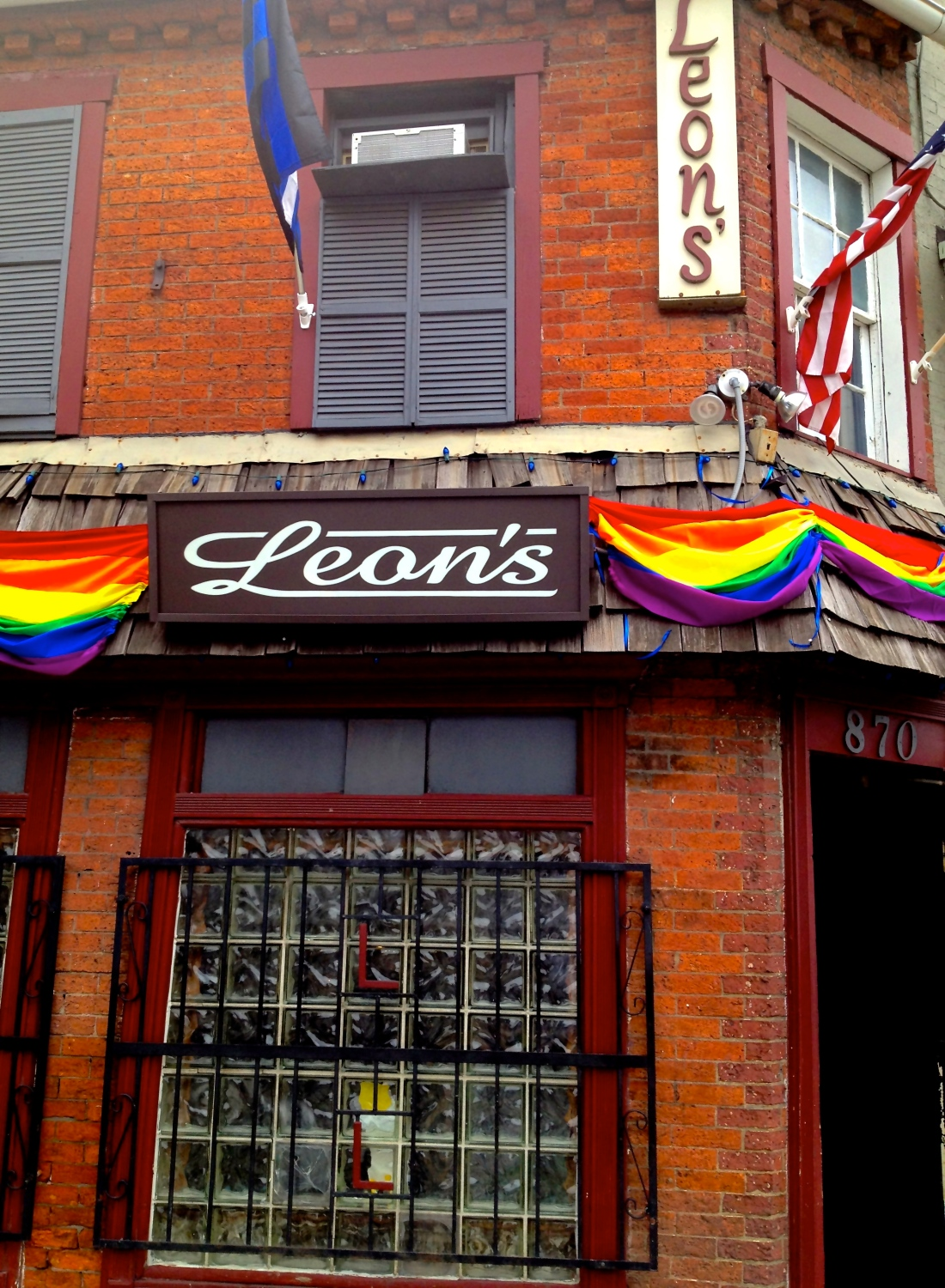 "A classic ""shots and beer joint,"" Baltimore's oldest gay bar dates back to the 1930s, at least."