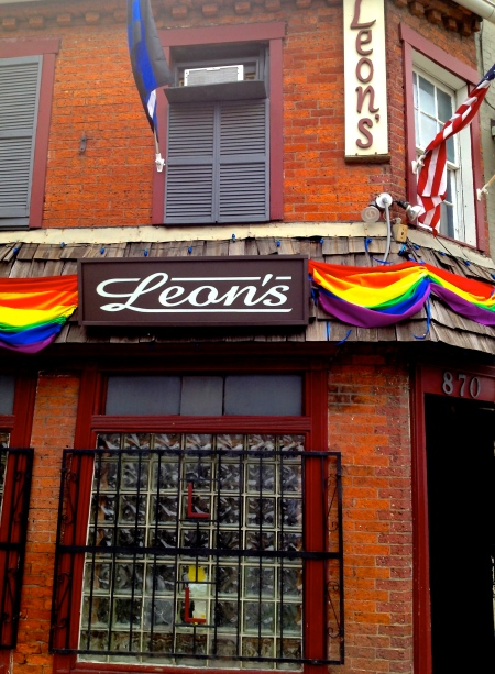 """A classic """"shots and beer joint,"""" Baltimore's oldest gay bar dates back to the 1930s, at least."""